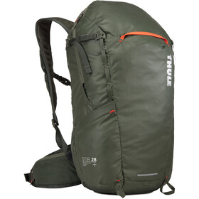Thule Stir 28 Zaino Uomo, dark forest